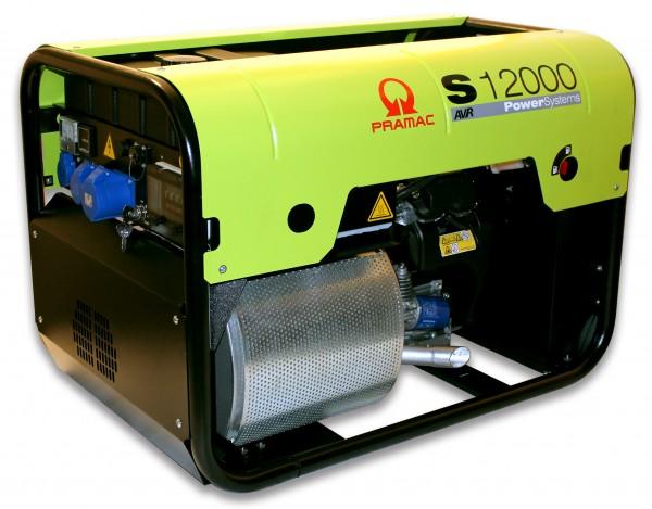 S12000 SHEPI  Pramac generator 230V CON