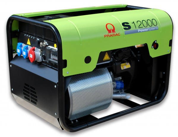 S12000 THEPI Pramac generator 400V CON