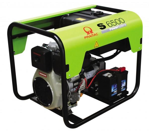 Pramac generator CONSYEDI Pramac generator CON