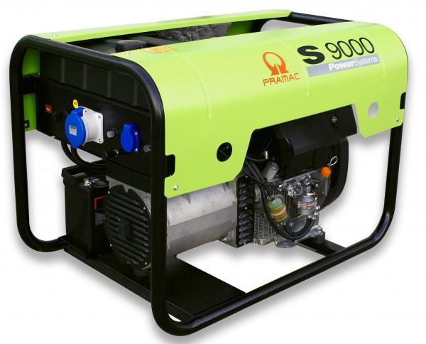 Image of   S9000 TREDI Pramac generator