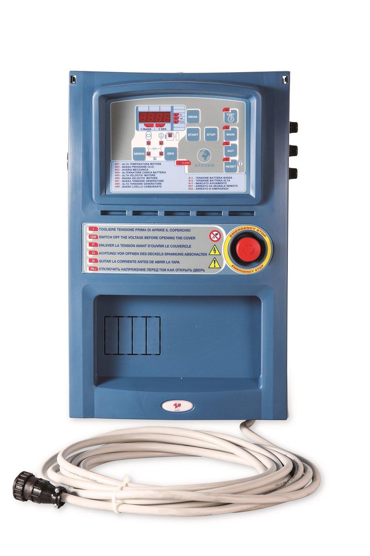Image of   Kontrolpanel til generatorer - automatisk