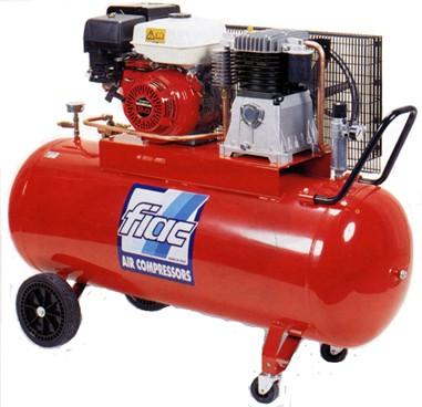 Benzin/diesel kompressor