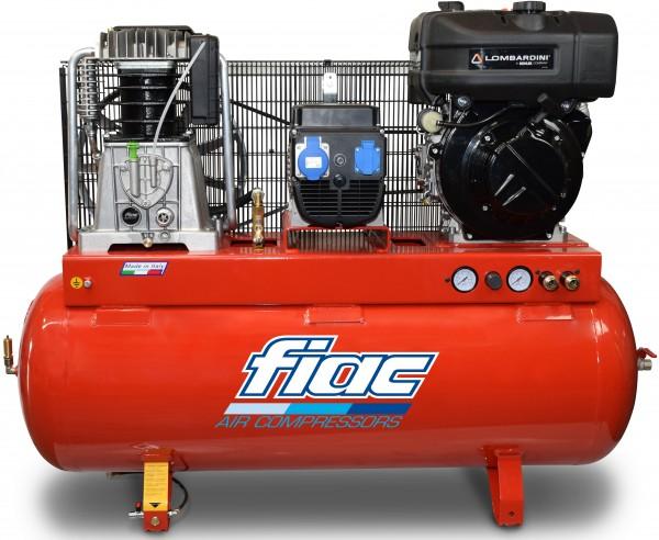 Kompressor diesel MSU 678/200