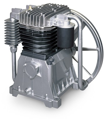 AB858 7,5hk kompressor blok