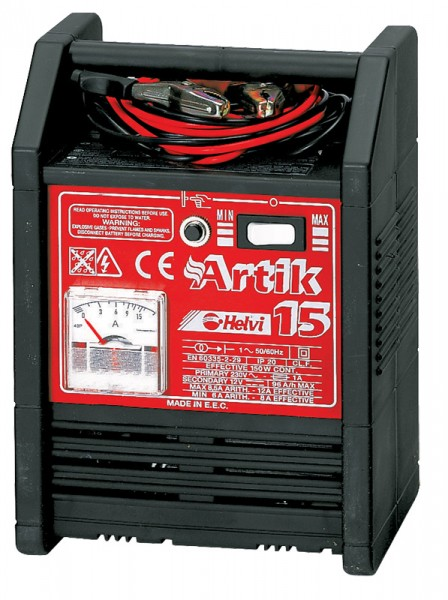 Image of   Artik 15 Batterilader