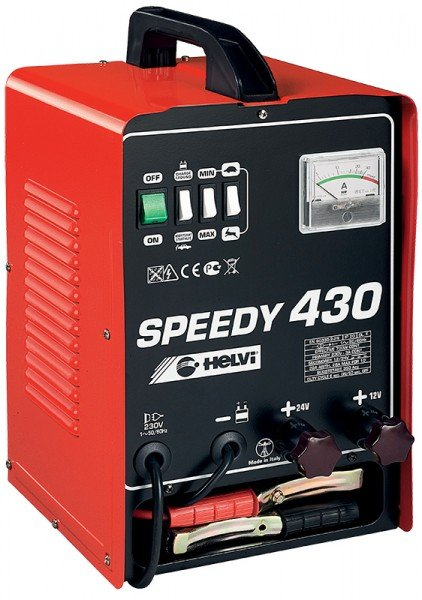Speedy 430 Batterilader