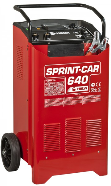 Image of   Sprint-Car 640 Batterilader