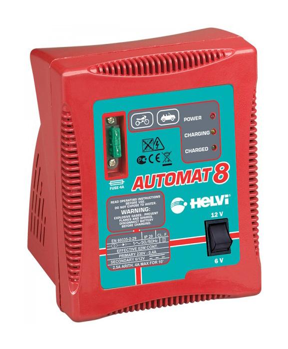 Image of   Automat 8 KGK Batterilader