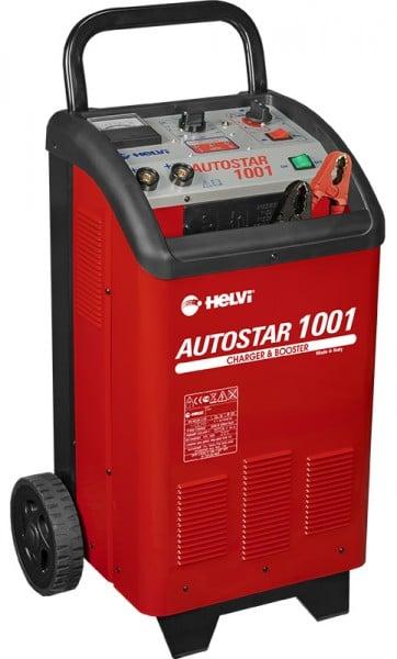 Autostar 1001 Batterilader 12/24v