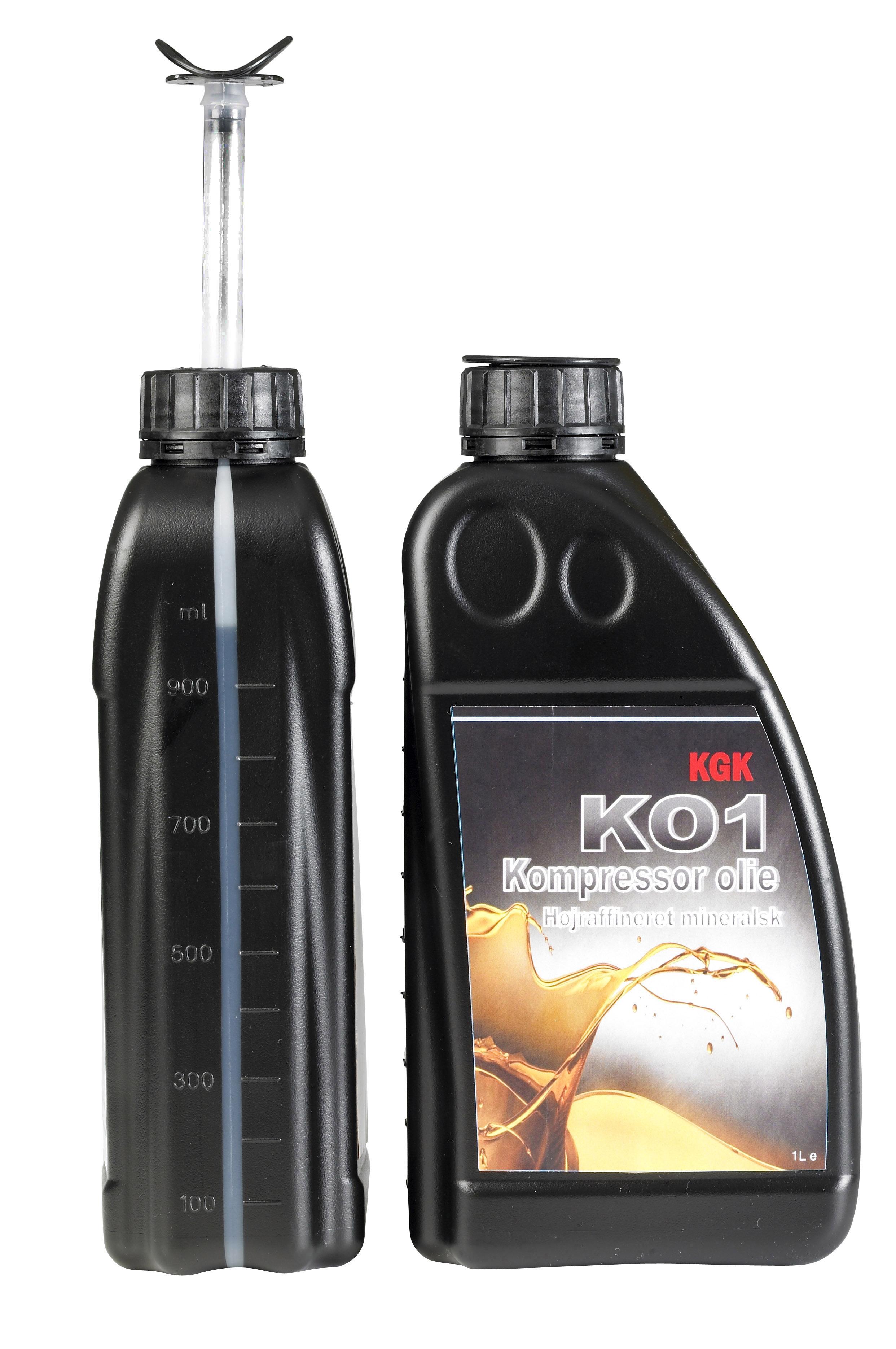 Image of   KO1 Kompressorolie Kgk til stempelkompressor
