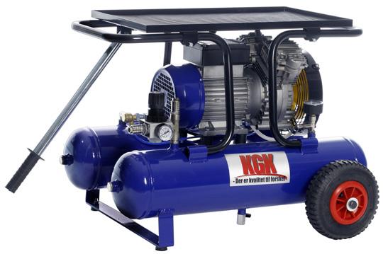 Image of   Kompressor KGK 22/22S håndværker