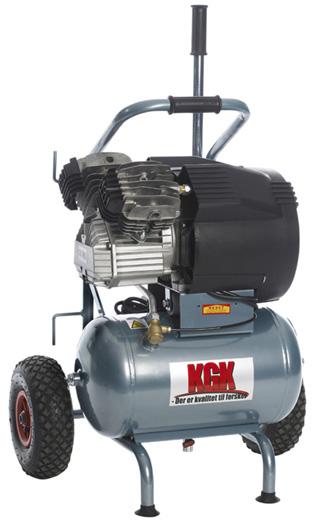 Image of   20/25S kompressor Kgk - sækkevognsmodel