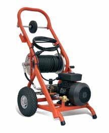 KJ-1590 II -35511 Elektrisk højtryksrenser