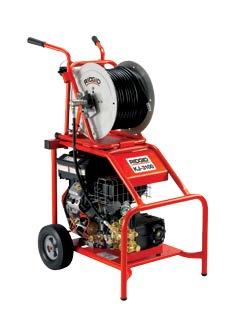 Elektrisk højtryksrenser KJ-3100 - 37413