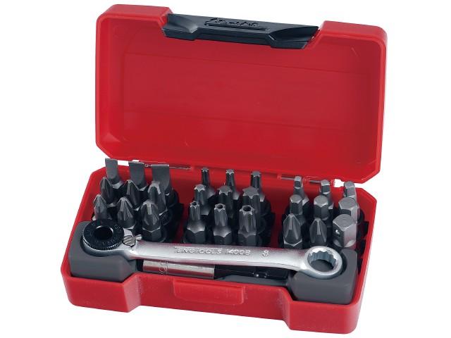Image of   Bitssæt TM029 - Teng Tools