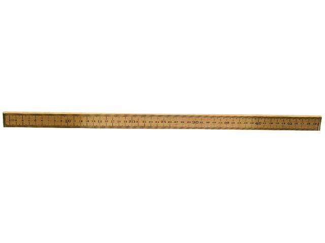 Image of   Hultafors Lineal træ 9-050 - 50 cm