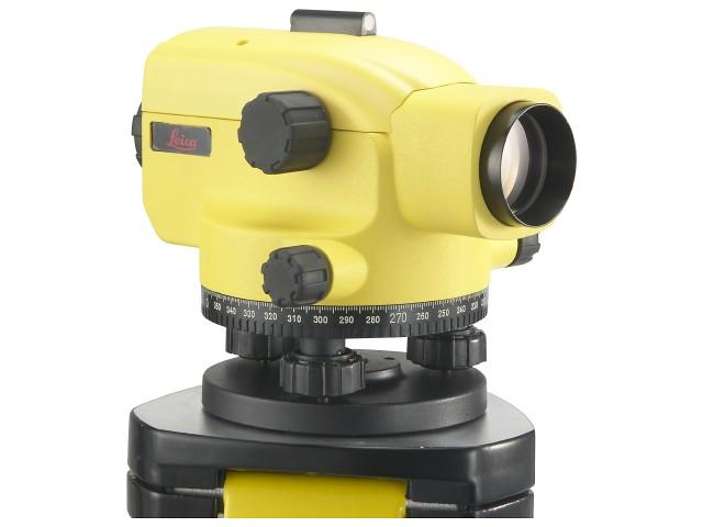 Nivelleringsinstrument Leica Jogger komplet