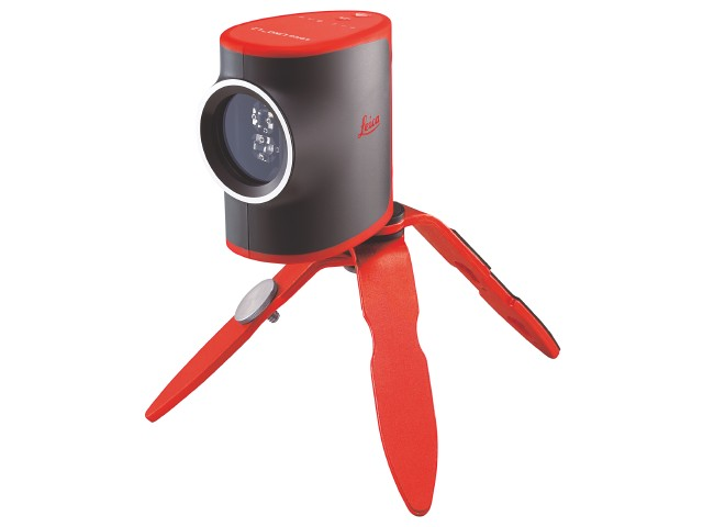 Krydslaser Leica Lino L2