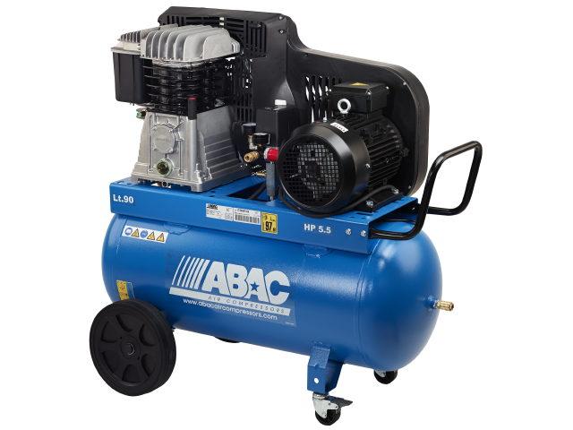 ABAC B5900B/2-trins kompressor Luna