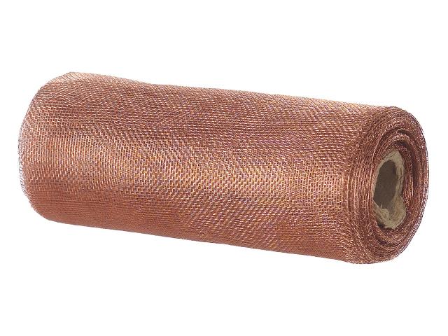 Trådnet kobber NR16