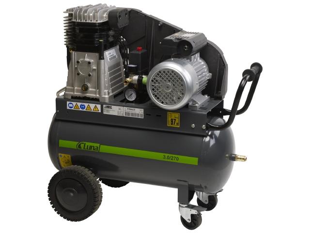 Stempelkompressor transportabel Luna ACB4.0-90T