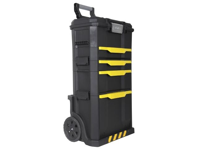 Værktøjsvogn af plast Stanley