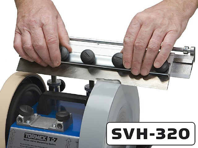 Slibelære Tormek SVH-320 til maskinhøvljern