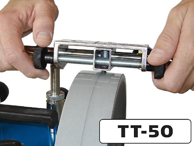 Image of   Dreje- og skærpeværktøj Tormek TT-50