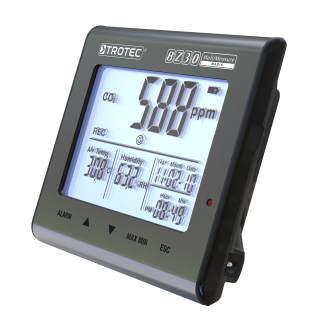 Image of   BZ30 måleapparat til Co2