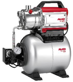 Image of   Pump hydrofor hw 3000 inox cla