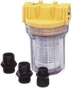 Image of   Förfilter alko 250/1 f hw-pump
