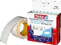 Image of   Fästkuddar 55773 12mmx25mm vit