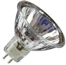 Image of   Glödlampa halo 50w 12v gu5,3