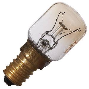 Image of   Glödlampa päron 10w e14 klar