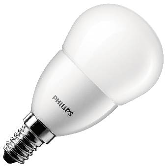 Image of   Lampa led klot 40w e14 frost