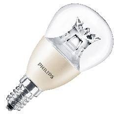Image of   Lampa led klot 40w e14 dim