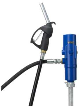 Tøndepumpe/oliepumpe trykluftdrevet Pressol