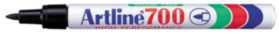 Image of   Mærkepen artline 700 sort sb1
