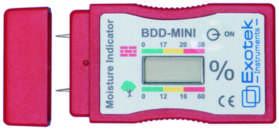 Image of   Fugtighedsmålere bdd mini
