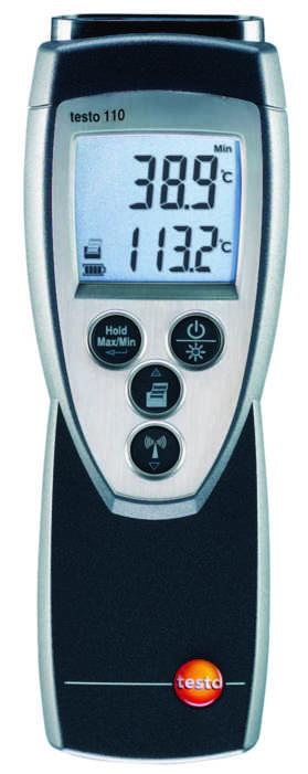 Industritermometer testo 110