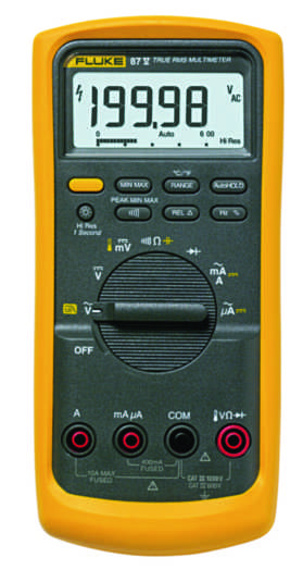 Multimeter 83v Fluke