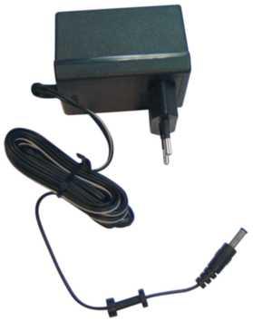 Netadapter/Oplader til vægte