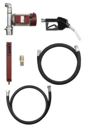 Image of   Dieselpumpsæt elektr. 24v