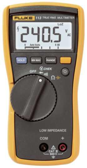 Image of   Multimeter multimeter 115