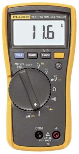 Multimeter multimeter 116