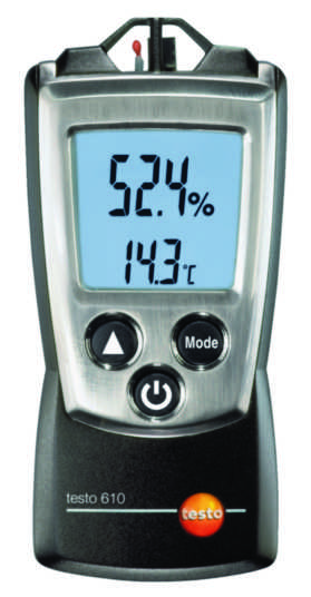 Termometer Testo 610