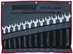Ringgaffelnøgler mm 6512mm