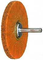 Image of   Rund børste 75 mm 0,30 inbst