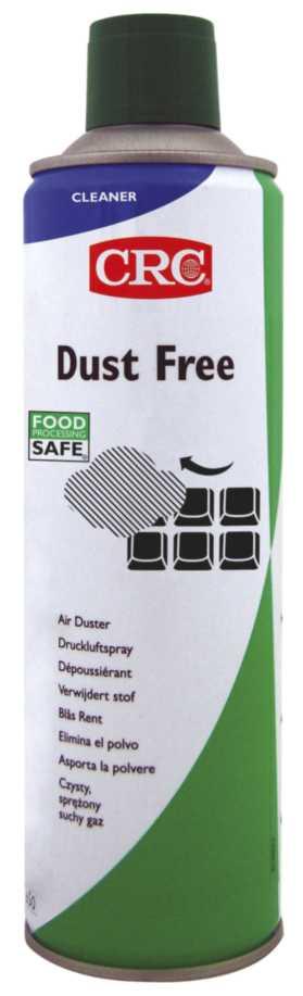Højtryksspray CRC Dust Free 1072