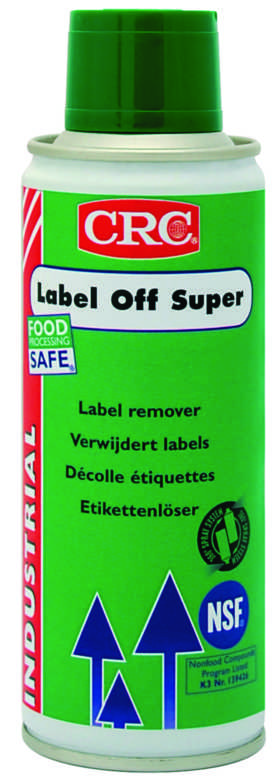 Etikettefjerner spray 200ml